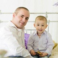 Папа и сын! :: Ольга Егорова