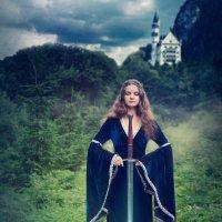 Эльфийская рукопись :: Фотохудожник Наталья Смирнова