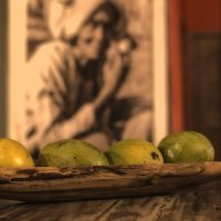 манговый экспромт :: Александр