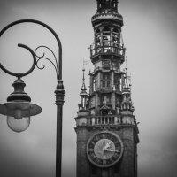 Часы и фонарь :: Игорь Вишняков