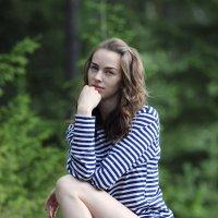 Портрет, Алена :: Сергей Елькин