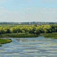 Панорама, вид на Хмельник :: Александр Тышко