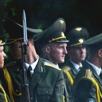 на параде :: Юрий Ерошевский