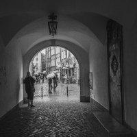 Город в дожде :: Игорь Вишняков