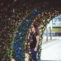 Цветочные арки. Лето 2015 :: Екатерина Ибраева
