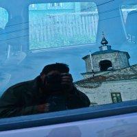 Гляжусь в окно как в зеркало... :: Владимир Хиль
