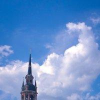 Никольский храм :: Екатерррина Полунина