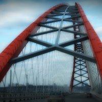 Новосибирский мост :: Виктор Штабкин