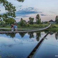 Подвесной мост :: Вячеслав Касаткин