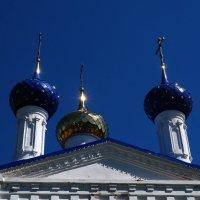 Церковь Покрова Богородицы :: kolyeretka