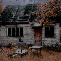 старый дом :: Виктор Зенин