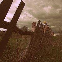 забор :: Александра