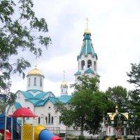 Южно-Сахалинский православный храм. :: cfysx
