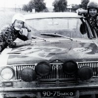 Ралли Москвич - 75 :: Борис Александрович Яковлев