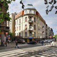Улицы Белграда :: Денис Кораблёв