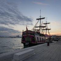 tramonto in Venezia.Italia :: Олег