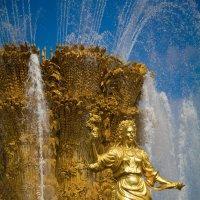 Золото фонтана :: Elena Ignatova