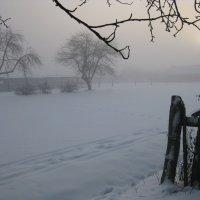 Зима :: Анастасия Ходаковская