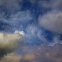 Июньские облака :: Татьяна Пальчикова