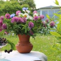 Полевых цветов букет :: Mariya laimite
