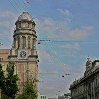 Москва, что день, что утро - всегда хороша :: Natalia Mihailova