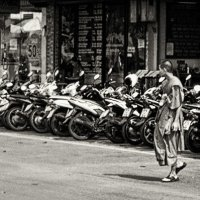 On the transition.Streets Pattaya.Thailand. :: Илья В.