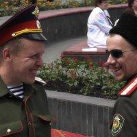 Наши в городе:) :: Юрий Оржеховский