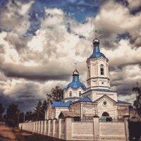 Верхотурье, Свято-Николаевский женский монастырь :: Борис Соловьев