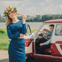 """Фото-проект """"Машина времени"""" :: Ольга Островская"""