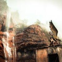 Крым,водопад Учан-Су :: Солнечная Лисичка =Дашка Скугарева
