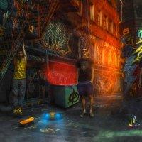 \\\\\\||\\Old' Broadway Street cam\\\\// :: Сергей Страйк
