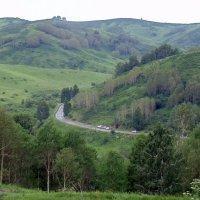 Дороги Восточного Казахстана . :: Мила Бовкун