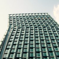 Гамбургский небоскреб :: Татьяна Бибичева