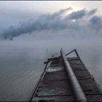 Бетон, железо, пар вода............ :: Юрий Клишин