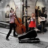 На улочках Стокгольма... :: Lilly