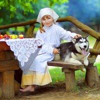 Лето :: Алиса Рудь