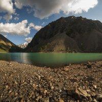вечер на нижнем Шавлинском озере :: Дамир Белоколенко