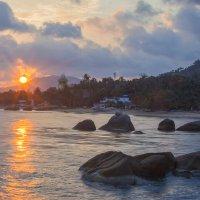 Закат на острове Самуи :: Ирина Буланова
