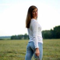 Девушка :: Sergey Fedoseev