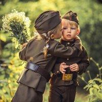 Фронтовое свидание :: Алексей Никонов