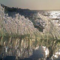 Хрустальная волна :: Эля Юрасова