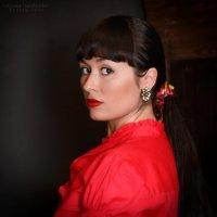 Портрет незнакомки :: Tetyana Yurchenko