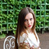 В Летнем саду.... :: Дина Нестерова