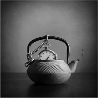 Время чая :: Виктория Иванова