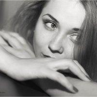 Без улыбки :: Анна Тяблина
