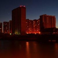 Ночной город :: Надежда Шульц