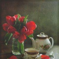 тюльпаны :: юлия Павлова