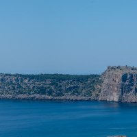 Панорама, Эгейское море :: Witalij Loewin