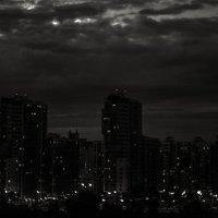 Ночной город :: Михаил Вандич