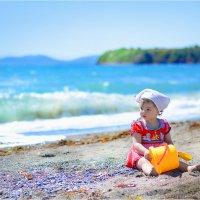 море,пляж :: Екатерина Дорофеева